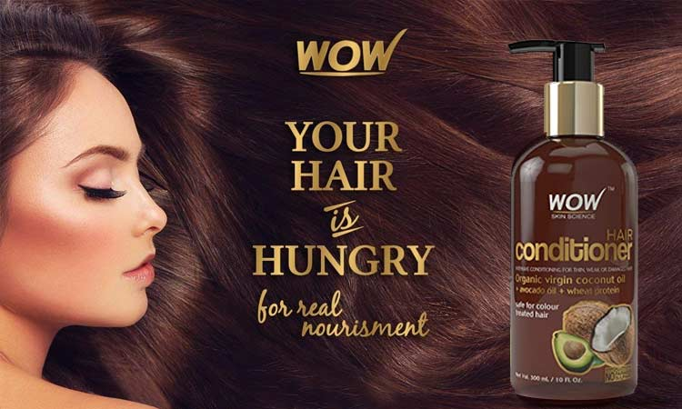 Wow Hair Conditionor