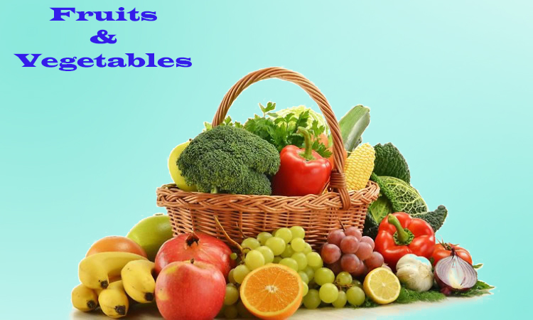 Fruits And Veges