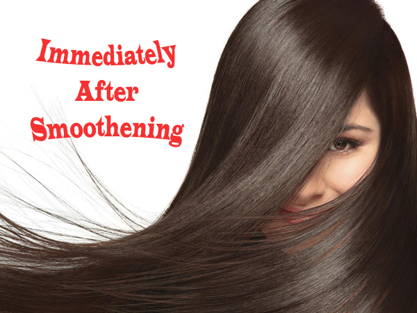 How To Take Care Of Hair After Smoothening Womensbyte