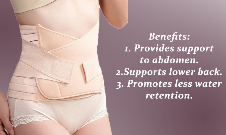 Benefits of c-section belt