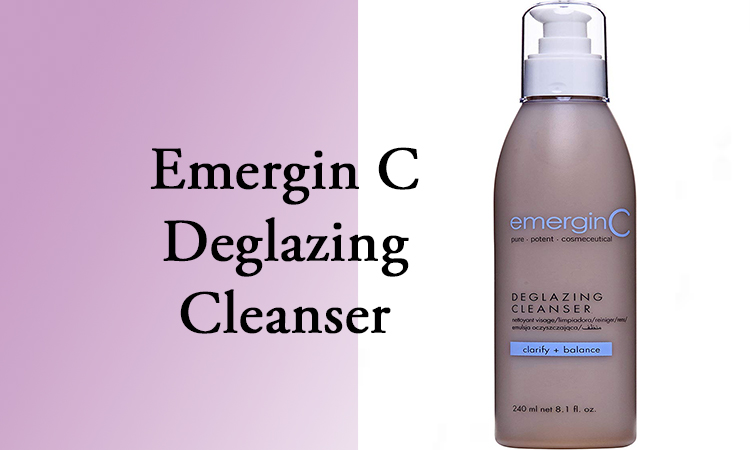 Emergin C-Deglazing-cleanser