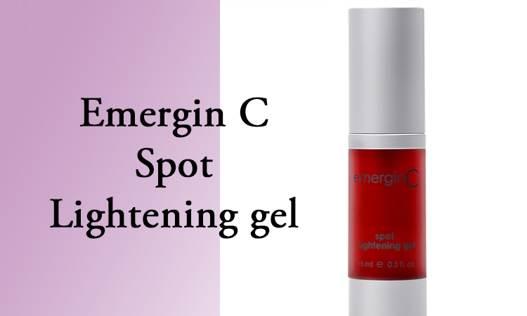 Emergin C lightening-gel