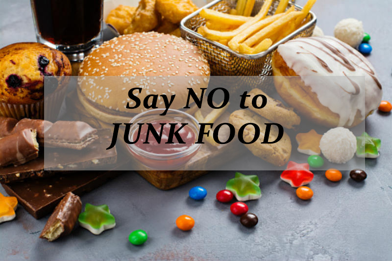 Say No To Junk