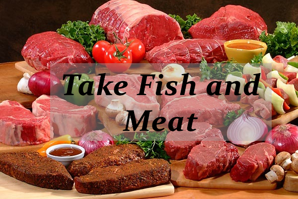 Fish And Meat