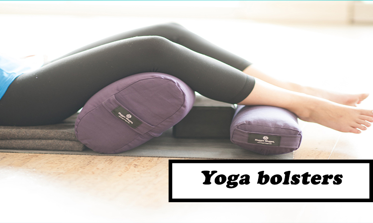 Yoga Bolsters