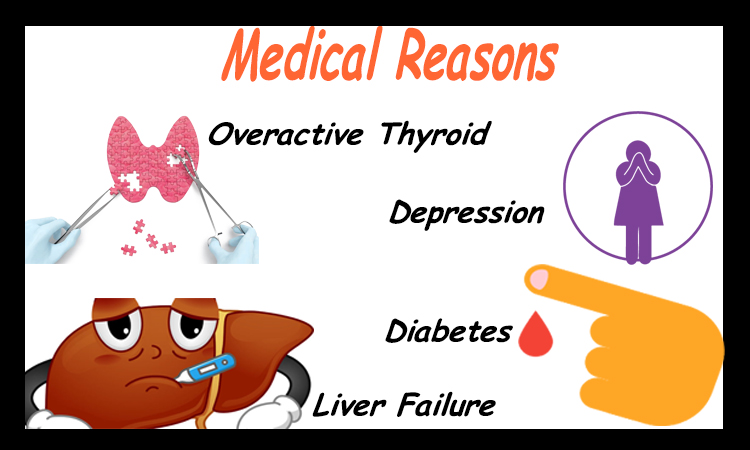 medical reasons