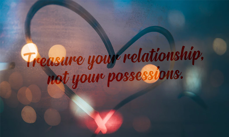 Treasure Your Relationship