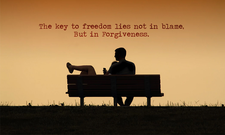 The Key To Freedom Lies