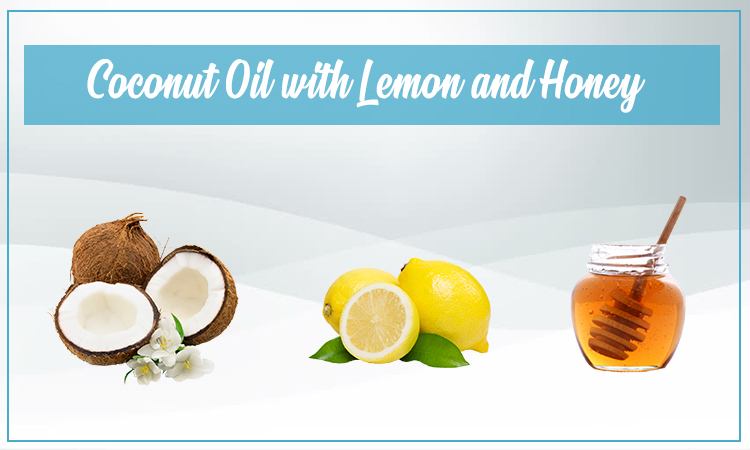 Coconut Oil With Lemon - WomensByte