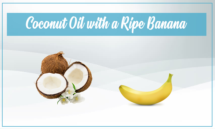 Coconut Oil With Banana