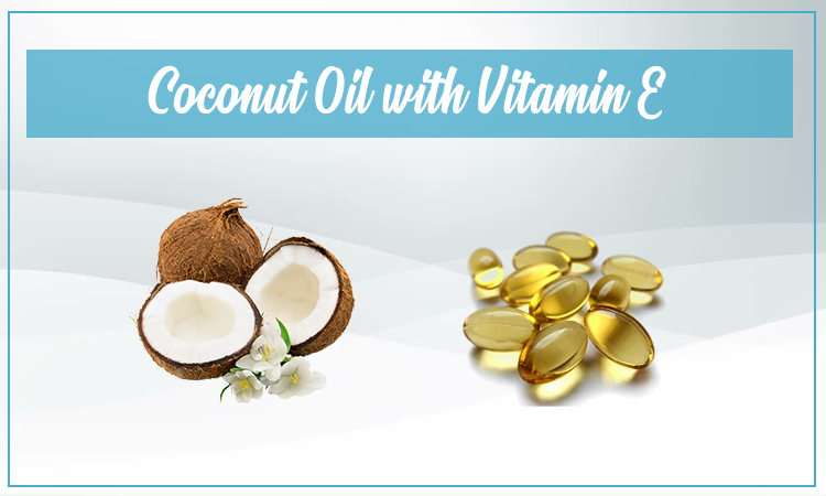 Coconut Oil With Vitamin E