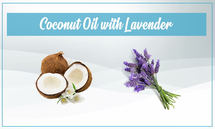 Coconut Oil with Lavender