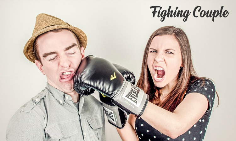 Fighting Couple