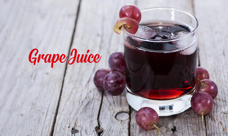 Grape Juice For Night