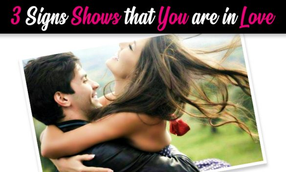 Signs You Are In Love