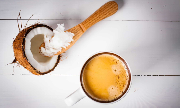 Coffee And Coconut Oil