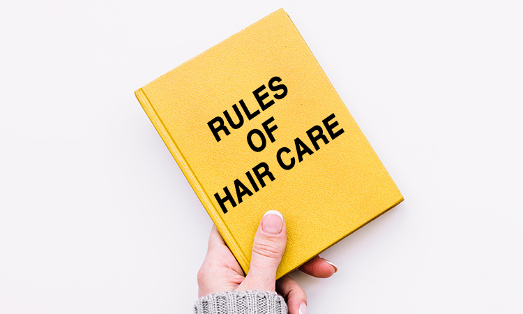 Rules of Hair Care
