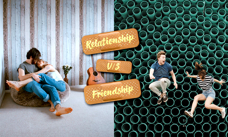 Friendship vs Relationship