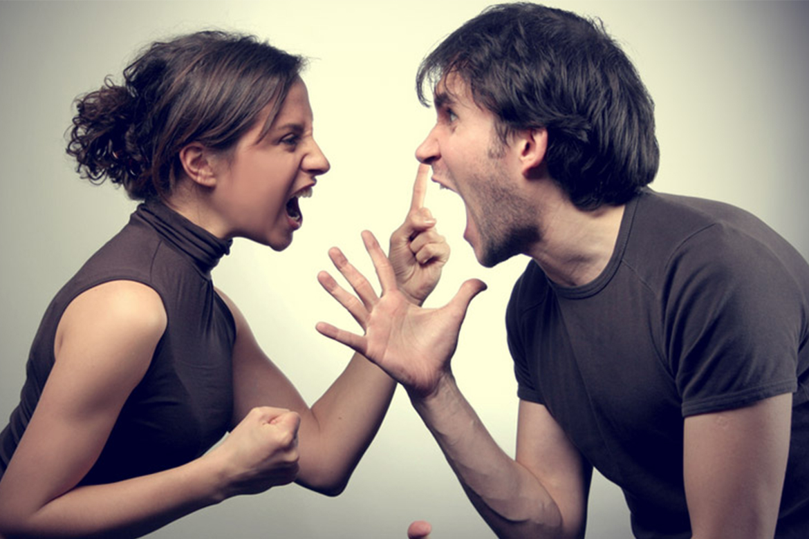 Couple Argument - WomensByte