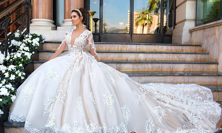 Princess Bridal Gown - WomensByte