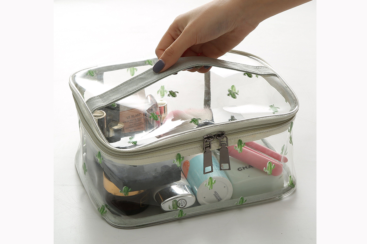 Travel Makeup Bag Case