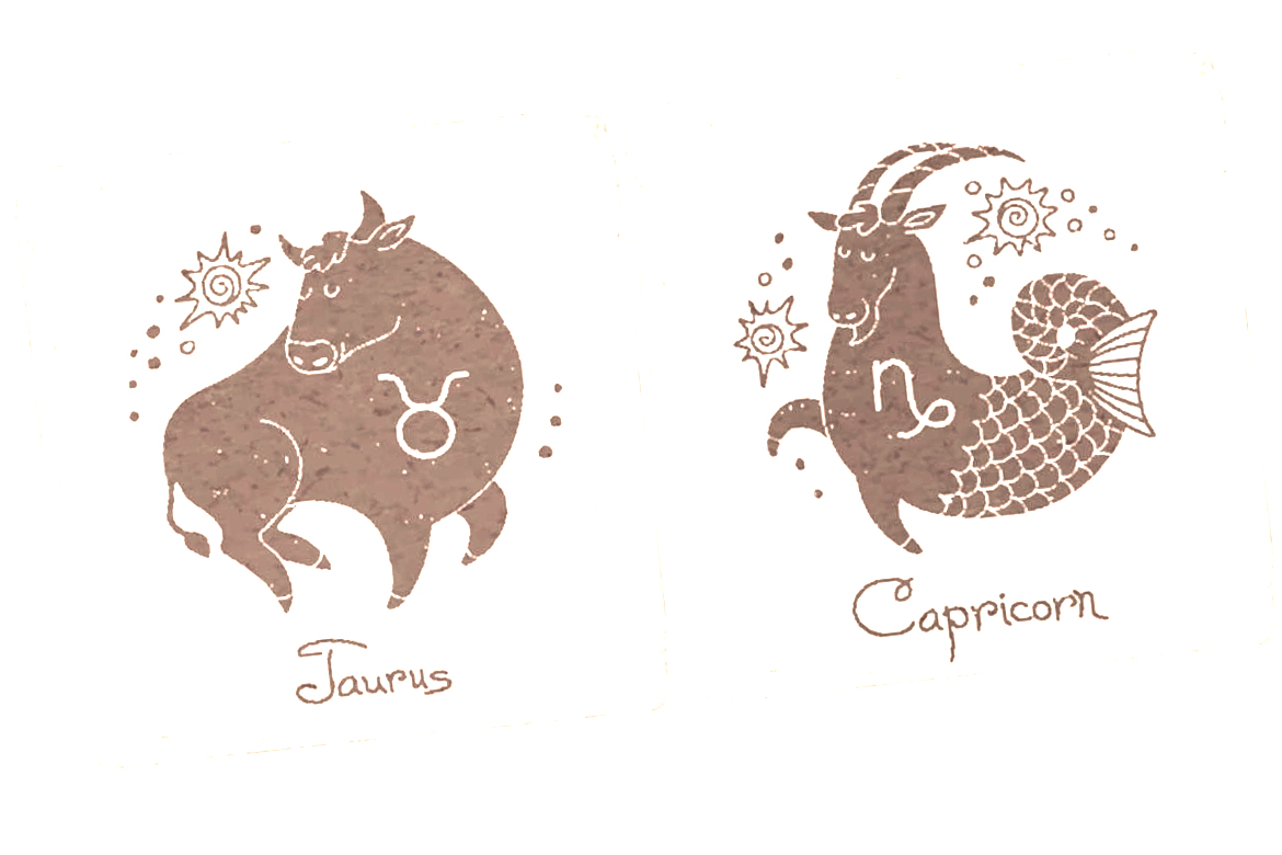 Compatibility of two ladies of zodiac sign Taurus and Capricorn