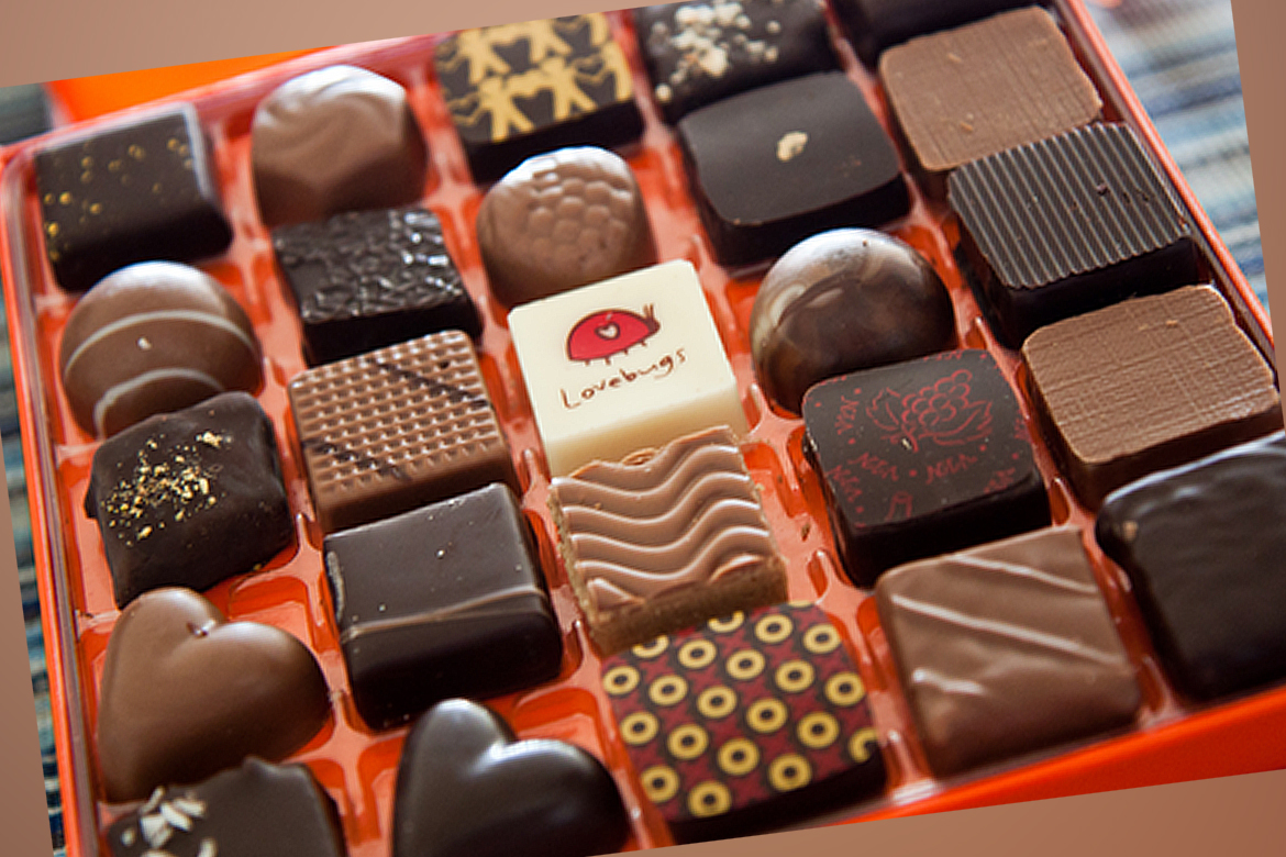 Exotic Chocolates