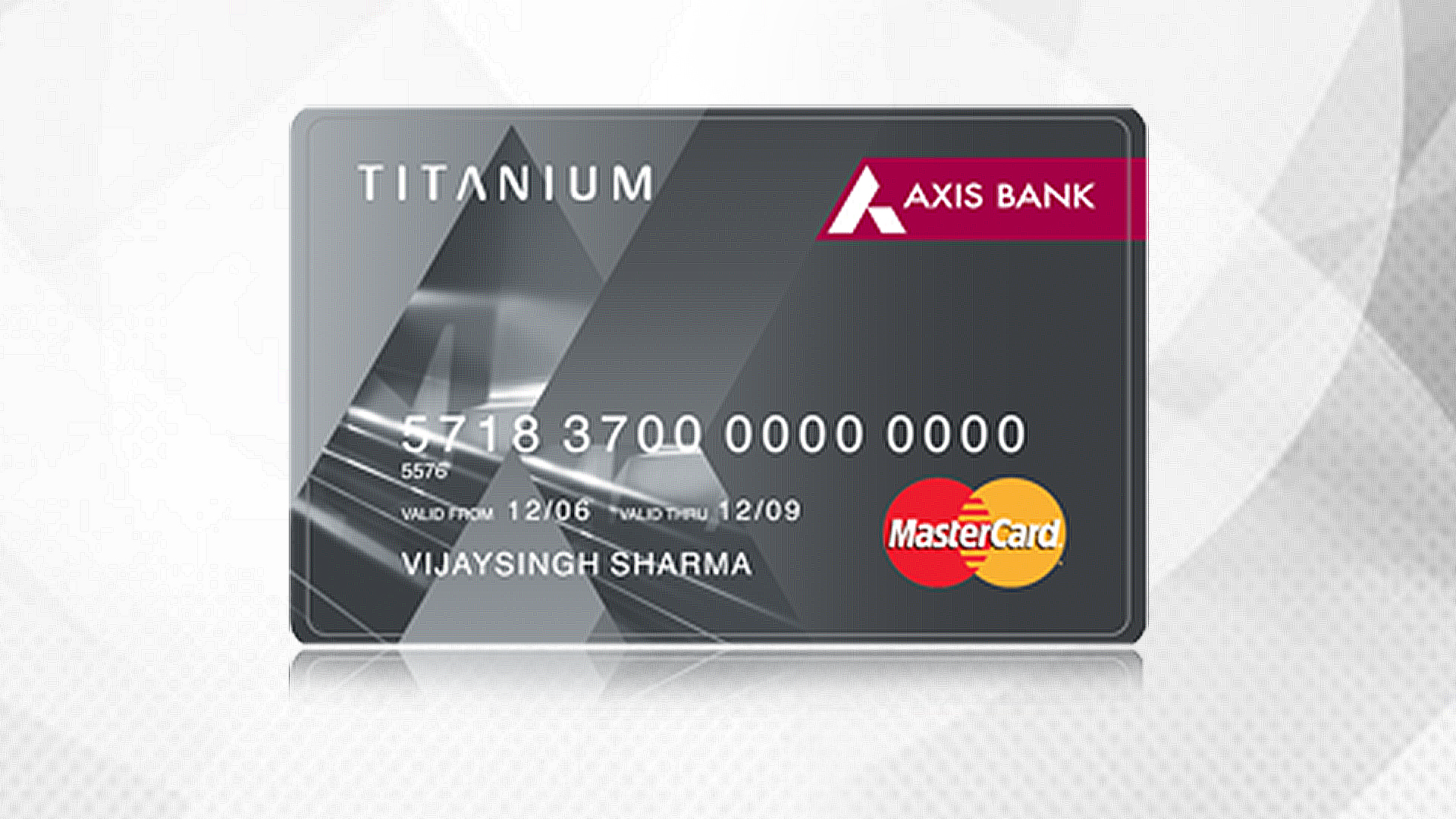 Axis Bank Titanium Smart Traveller Credit Card