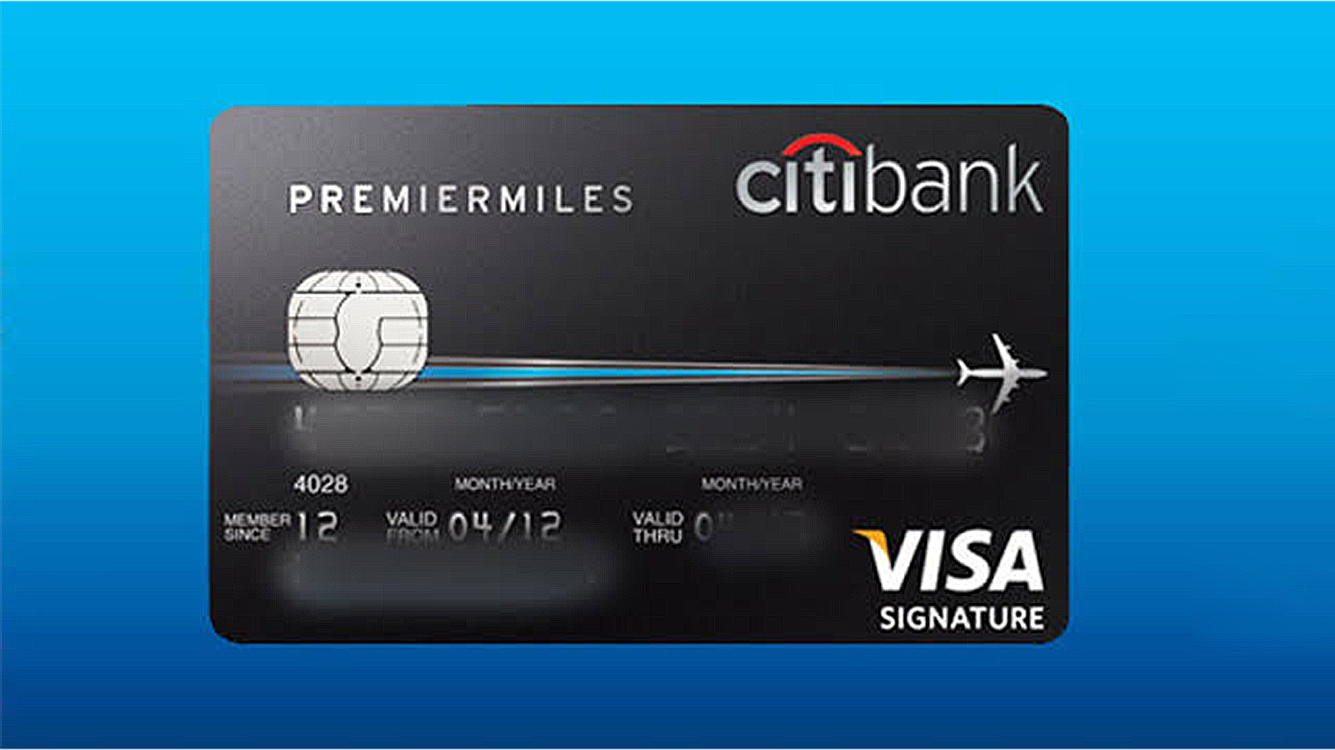 Citibank Premier Miles Credit Card