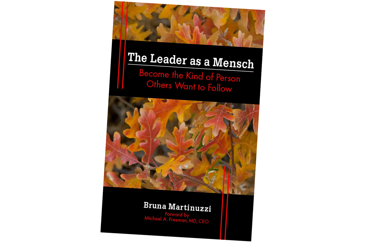 The Leader as a Mensch - WomensByte
