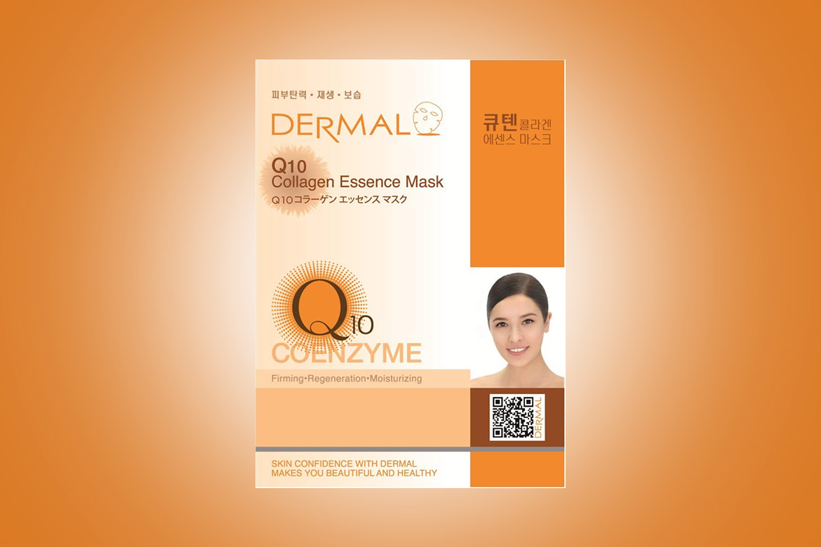 Dermal-Korea-Q10-Collagen-Essence-Mask