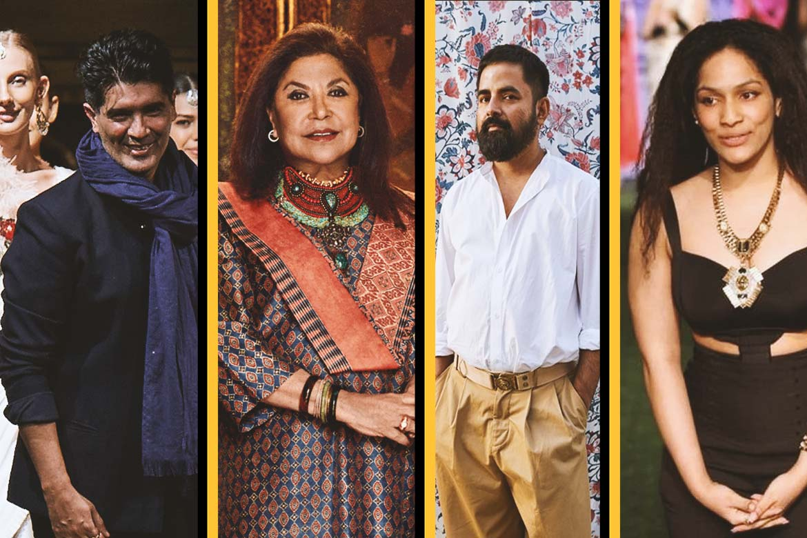15 Most Successful Indian Fashion Designers That Have Made A Mark In The Indian Fashion Industry