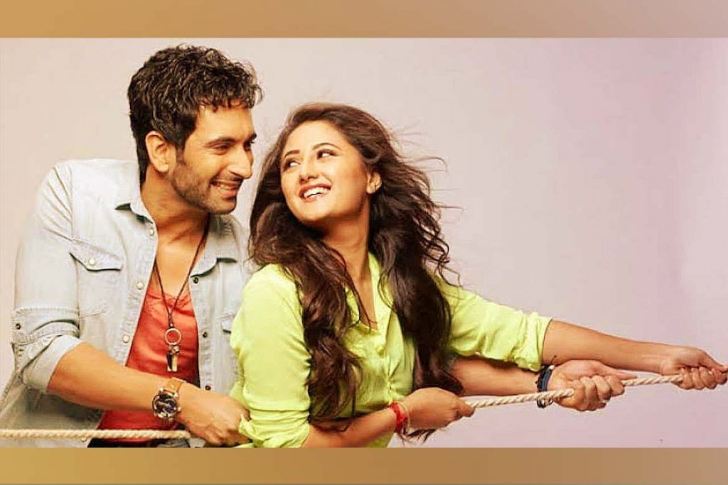 rashmi and nandish
