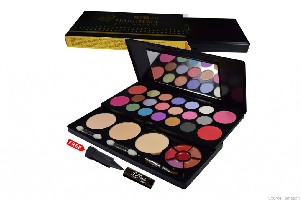 ADS pro makeup kit - WomensByte
