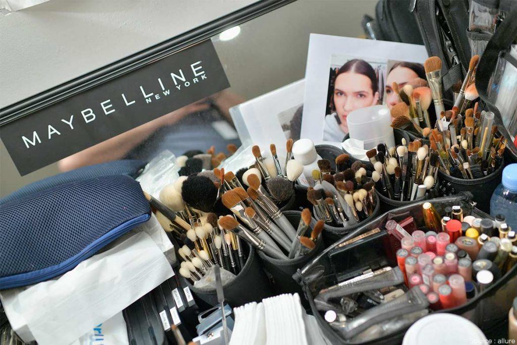 maybelline new york fashion week kit - WomensByte