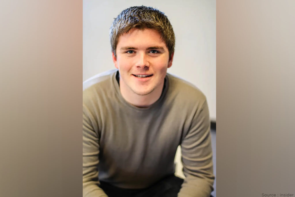 John Collison - WomensByte