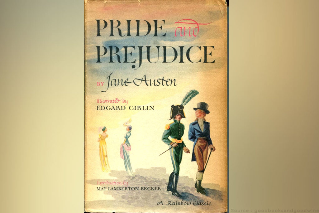 Pride and Prejudice by Jane Austen - WomensByte