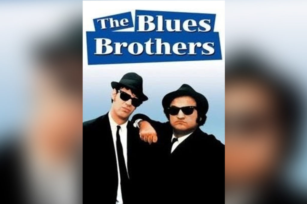 the blue brothers - WomensByte