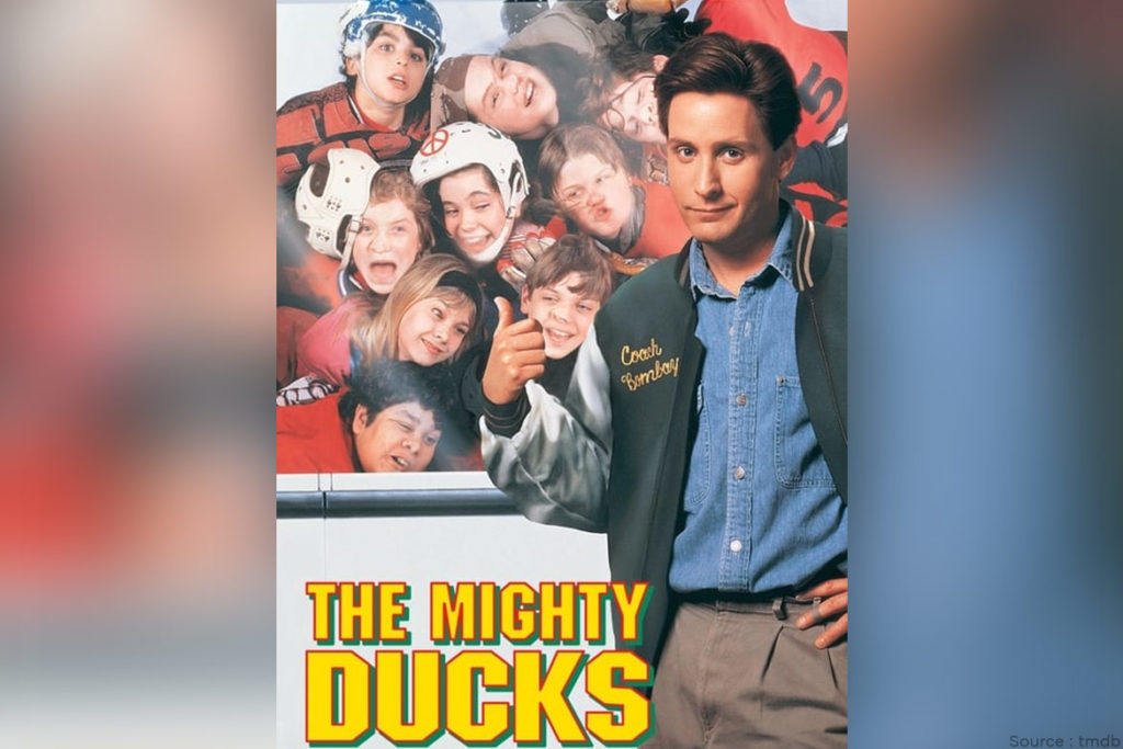 The mighty ducks 1992 - WomensByte