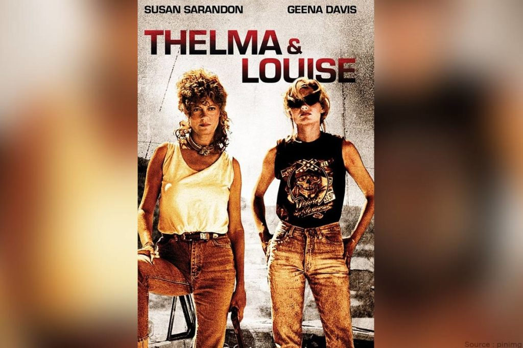 Thelma and Louise - WomensByte