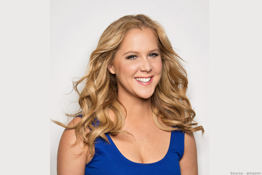 Amy Schumer - WomensByte