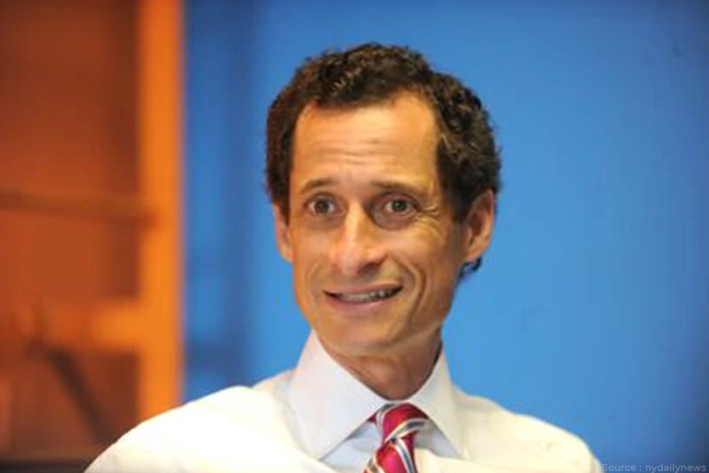 Anthony Weiner - WomensByte