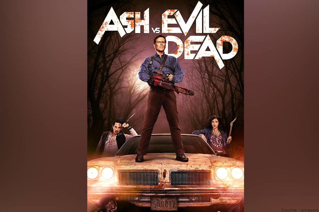 Ash Vs Evil Dead - WomensByte