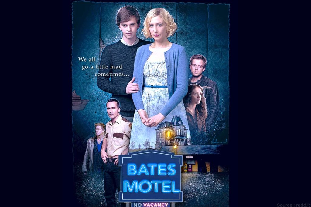 Bates Motel - WomensByte