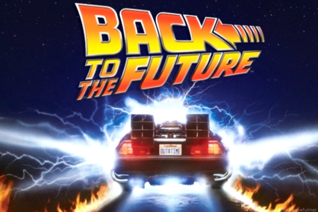 Back to The Future - WomensByte