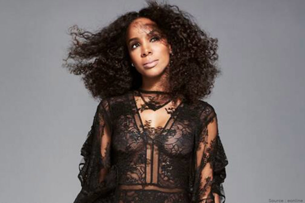 Kelly Rowland - WomensByte