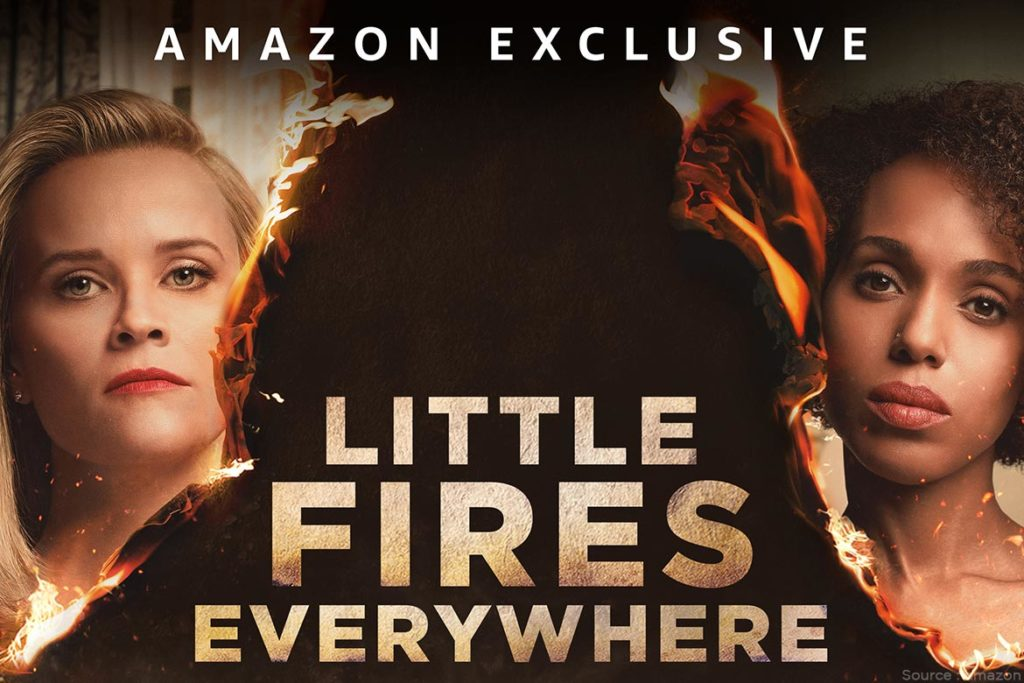 Little Fires Everywhere - WomensByte