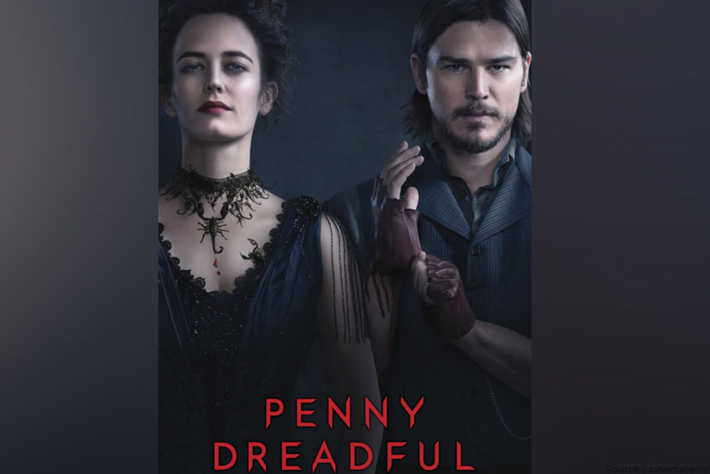 Penny Dreadful - WomensByte