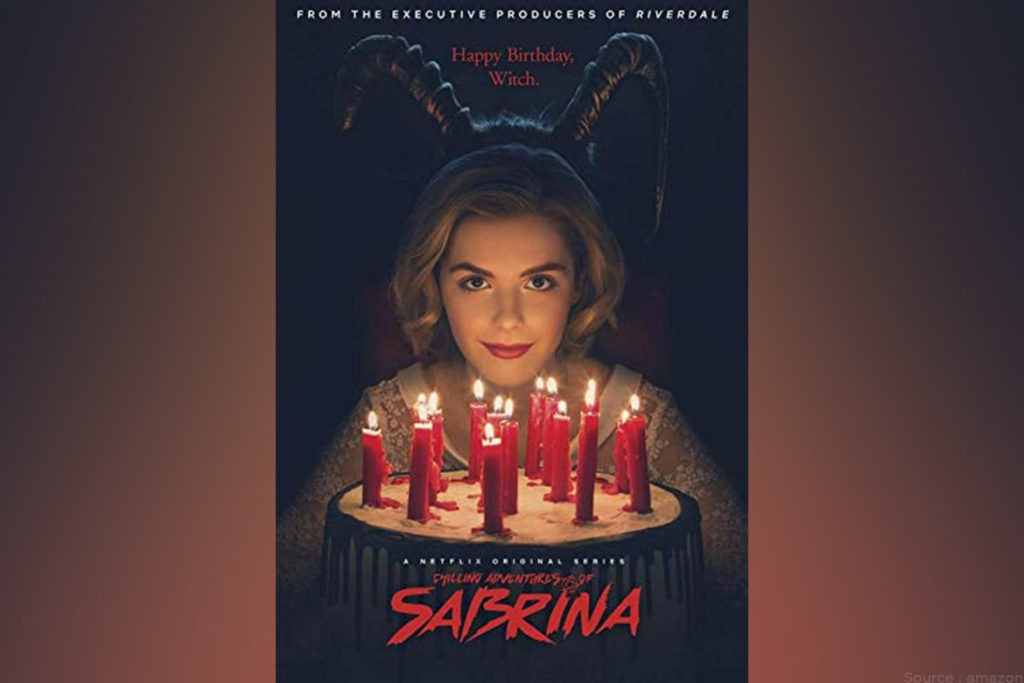 The Chilling Adventures of Sabrina - WomensByte