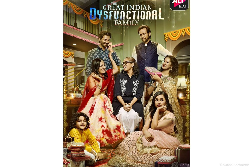 6 The Great Indian Dysfunctional Family - WomensByte